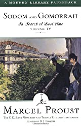 In Search of Lost Time Volume IV Sodom and Gomorrah (Modern Library Classics)