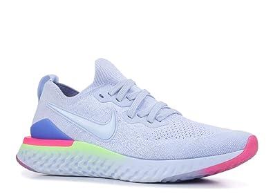 Nike Herren Epic React Flyknit 2 Leichtathletikschuhe: Amazon.de ...
