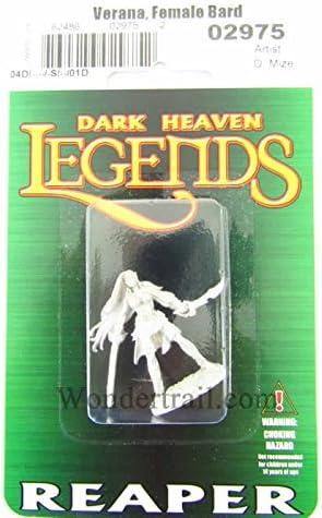 Dark Heaven Verana Female Bard RPR 02975