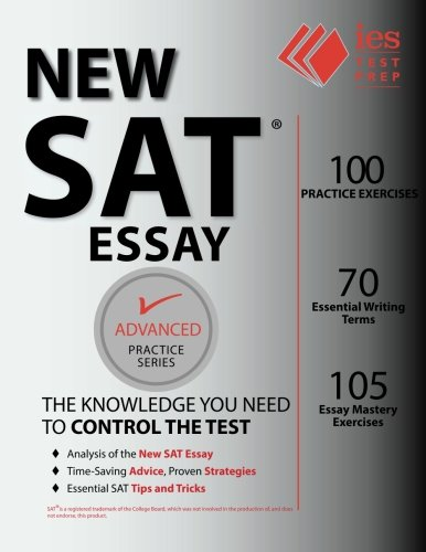 New SAT Essay Practice Book (Advanced Practice Series)