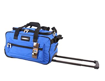 f8dcaebf2d 18'' Jeep Cabin Approved Trolley Bag Wheeled Luggage Bag Hand ...