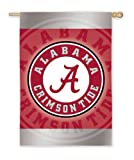 Home Décor University of Alabama Crimson Tide Silk Reflections Flag – Regular Size For Sale