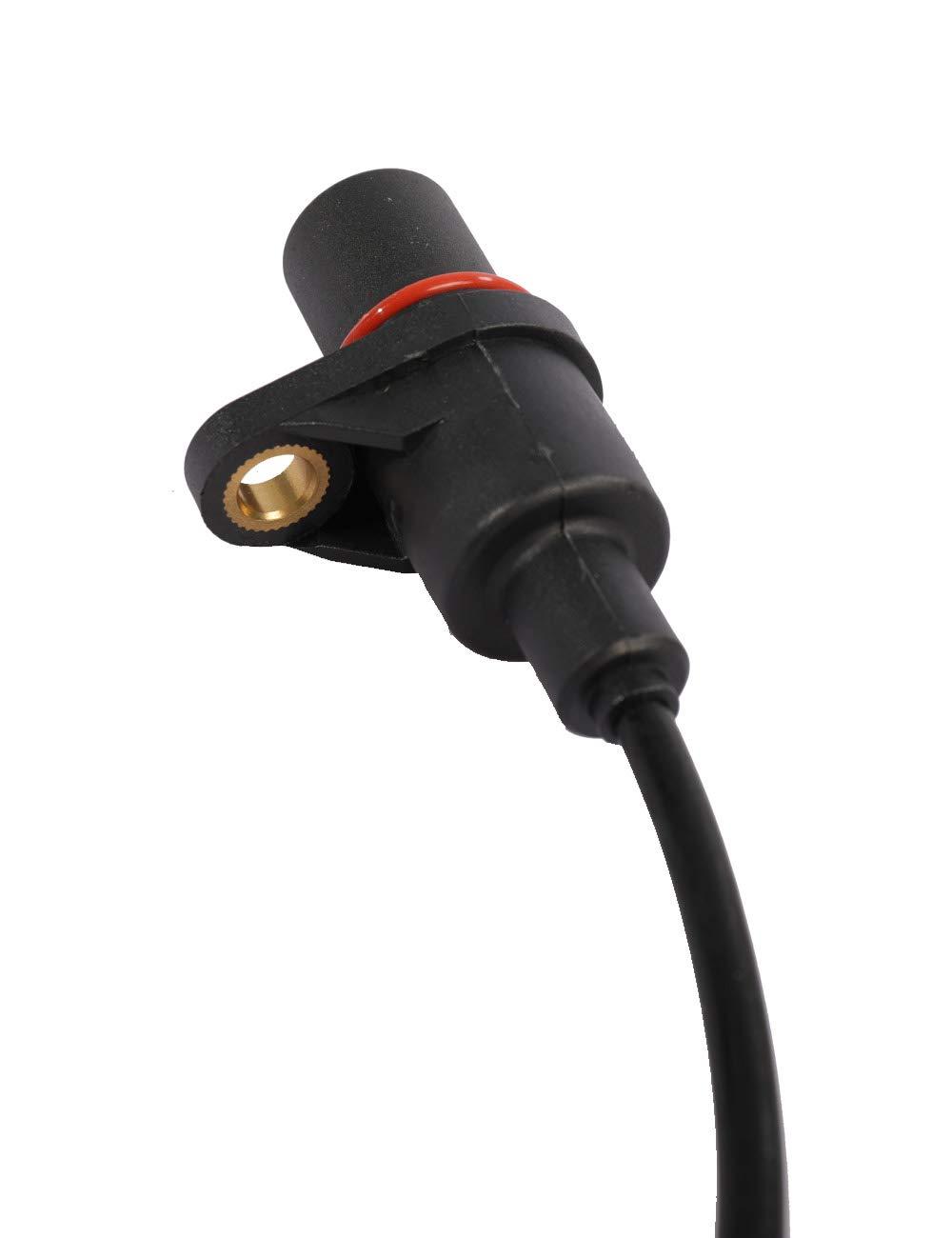 ZHQIAO New 1 Pcs CPS Vehicle Sensor for Hyundai Accent Kia Rio Rio5 2003 2004 2005 2006 2007 2008 2009 2010 2011 3918022600 Crankshaft Position Sensor
