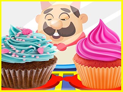 Pat A Cake Nursery Song (Pat A Cake Pat A Cake Bakers Man)