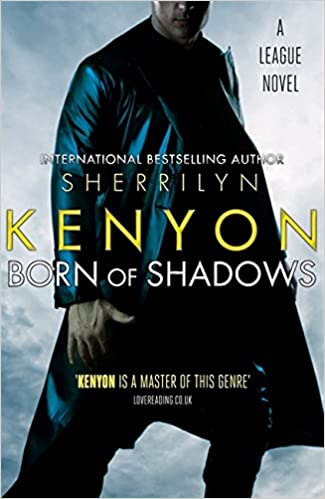 Book Born Of Shadows: Number 4 in series (League)