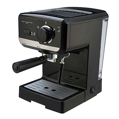 Myria MY4119 Espresso Manual de Café 1050 W, Acero ...