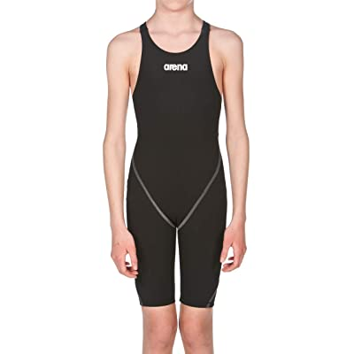 .com : Arena Powerskin ST 2.0 Girl's Open Back Youth Racing Swimsuit : Clothing