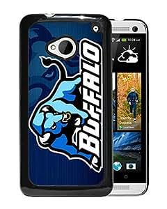 NCAA Buffalo Bulls 2 Black Customize HTC ONE M7 Phone Cover Case
