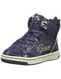 Geox J Creamy C Lighted Active Sneaker