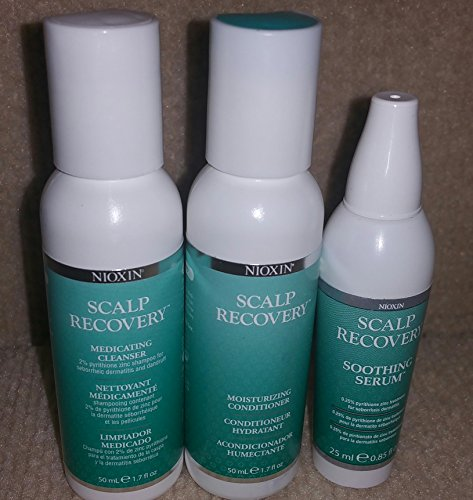 Scalp Recovery Moisturizing Conditioner Kit by Nioxin for...