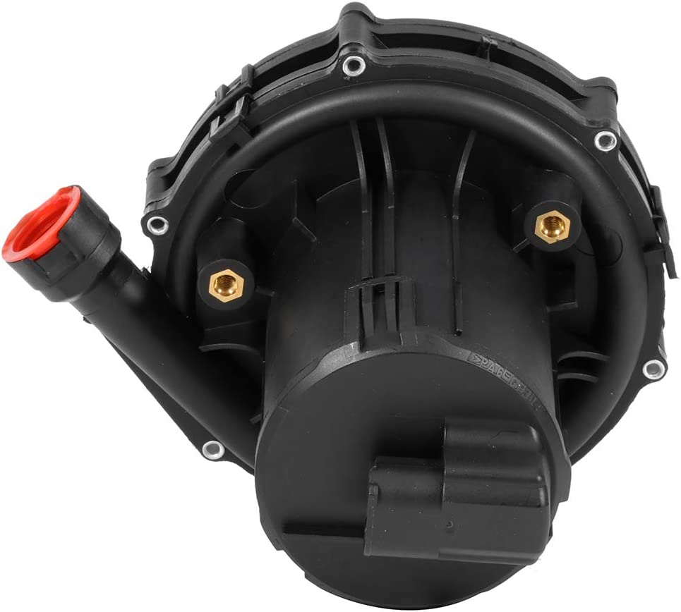 ANPART Emission Smog Pump Secondary Air Injection Pump Automotive fit for 2001-2004 BMW X5 3.0L Replace ADP12500301S with 1x3 Mounts