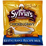 Sylvias Mix Gravy Chicken 1.89 Oz -Pack of 12