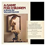 A Game for Children, William Bloom, 0394482999