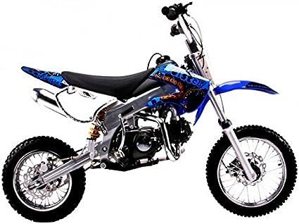Dirt Bike Coolster 125 cc motor KLX estilo db214fc: Amazon.es ...