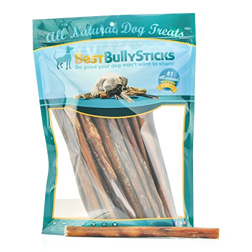 9 Inch Bully Sticks - 25 Pack