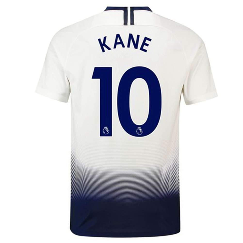 new styles 2d8e9 a395a Amazon.com: Giskoel Kane #10 Tottenham Hotspur Home Mens ...