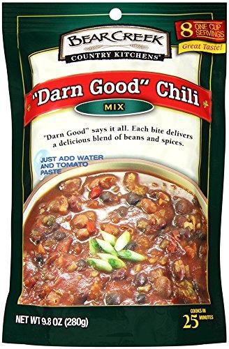 Bear Creek Country Kitchens Darn Good Chili Mix, 9.9 oz (The Best Damn Chili)