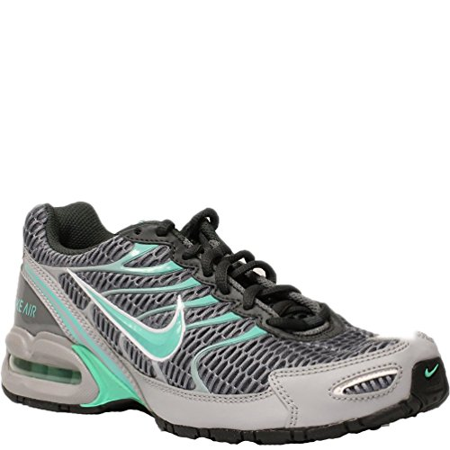 Air Nike Torch (Nike Air Max Torch 4 Women's Running Shoe, Grey/Grn Glow/Anthro, 12 US)