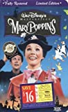 Mary Poppins (Fully Restored Limited Edition) (Walt Disney's Masterpiece) (Walt Disney Masterpiece Collection)