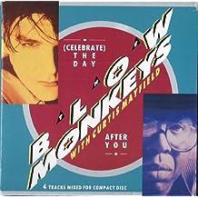 Day After U (Cardboard Paper Sleeve) (CD Single The Blow Monkeys, 4 Tracks)