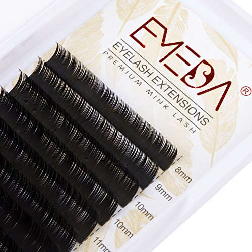 a12f47ec9ac C Curl Eyelash Extensions Mix 8-15mm Thickness 0.05 Professional Eyelash  Extension Faux Mink Lashes 3D Individual Lash Soft Eyelashes By EMEDA - Buy  Online ...