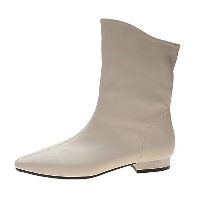 tout neuf gamme complète d'articles prix compétitif Altsommer Boots Femme Bottes Mixte Adulte - Bottines Pointu ...