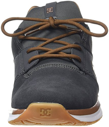 DC Shoes DC Heathrow Shoes - Dark Shadow