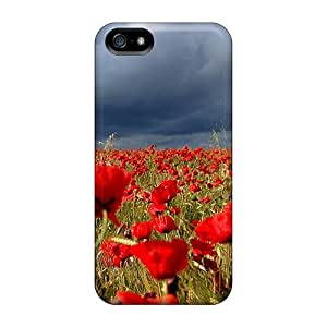 New Premium DustinHVance Flowers Skin Case Cover Excellent Fitted For Iphone 5/5s