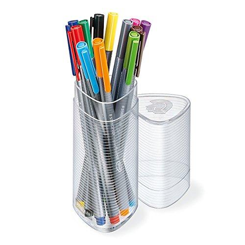 Staedtler Triplus Fineliner 0.3mm Pens 12 Color Set by Staedtler