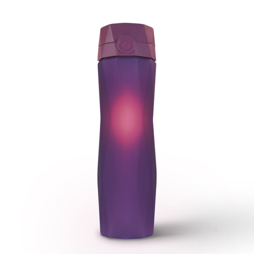 Hidrate Spark 2.0A Smart Water Bottle - New & Improved - Tracks Water Intake & Glows to Remind You to Stay Hydrated Inc.