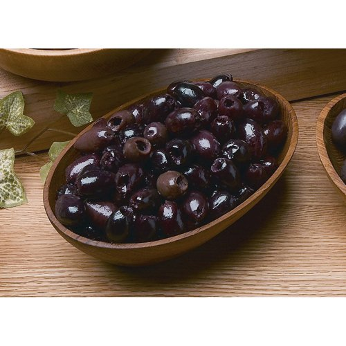 Pitted Kalamata Olives - 11 Lb Tub by Artisan Specialty
