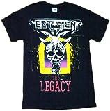 テスタメント Tシャツ TESTAMENT LEGACY 正規品 ロックTシャツ 関連