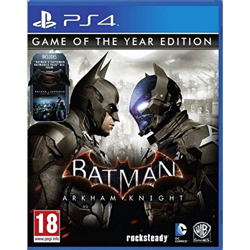 Game Of The Year (PS4) (UK IMPORT) ()