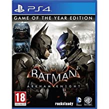 Batman Arkham Knight Game Of The Year (PS4) (UK)