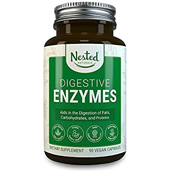Amazon.com: Ultra Vegan Digestive Food Enzymes (GMP ...