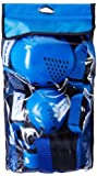 Nivia Plastic Skate Protector, Small (Blue)