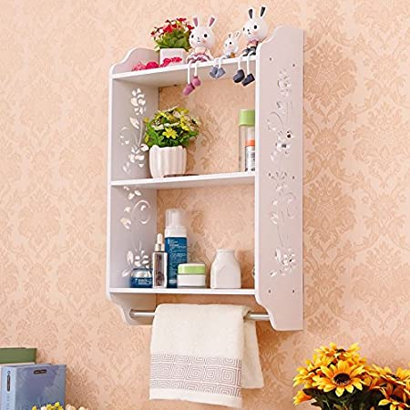 EIK orquídea IKEA Pared para baño-Estantería para baño: Amazon.es ...
