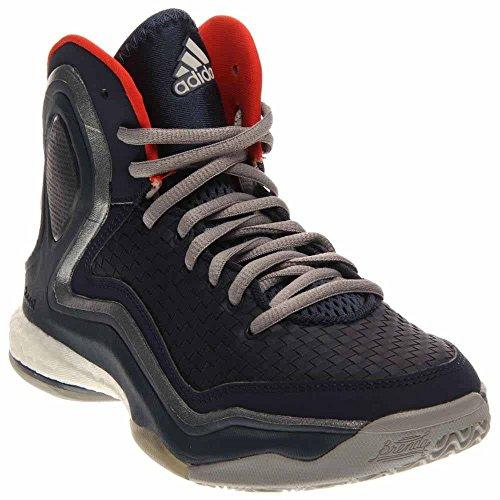 super popular b3160 85aee adidas D. Rose 5.0 Basketball Gradeschool Boys Shoes Size 5.5