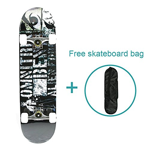 Puente Complete Skateboard Inch Free