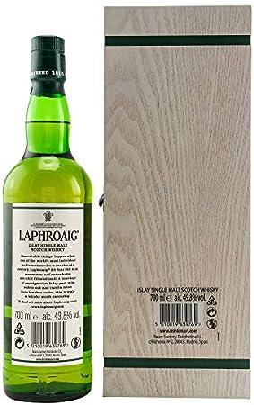 Laphroaig Laphroaig 25 Years Old Islay Single Malt Scotch Whisky 2020 49,8% Vol. 0,7l in Holzkiste - 700 ml