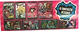 Monster High 24 Valentines with Mailbox, 8 different designs