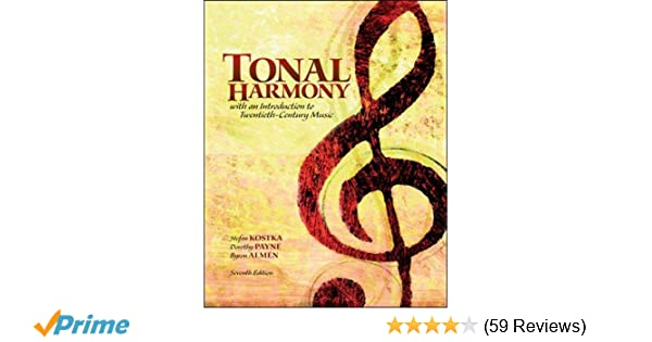 Bestseller: Tonal Harmony 7th Edition Workbook Answer Key Free