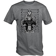 6TN Mens Jason Mugshot T Shirt