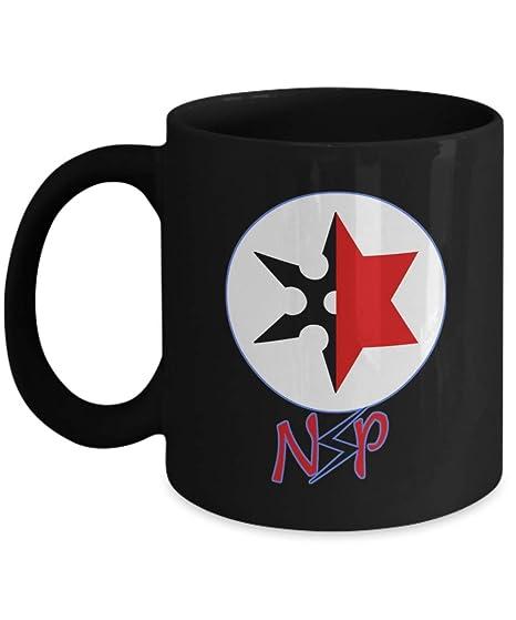 Amazon.com: Ninja Sex Party Coffee Mugs: Kitchen & Dining