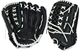 Worth SO1250 Shut Out 12 1/2 inch Keilani Signature Series Infielder/Outfielder Fastpitch Softball Glove Right Hand Thrower