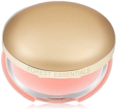 Forest Essentials Luscious Sugared Rose Petal Lip Balm, 4g