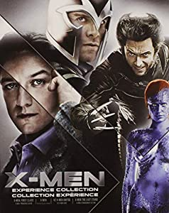 upc 024543957973 product image for X-Men - Experience Collection (X-Men / X-Men: United / X-Men: The Last Stand / X-Men: First Class) [Blu-ray] | barcodespider.com