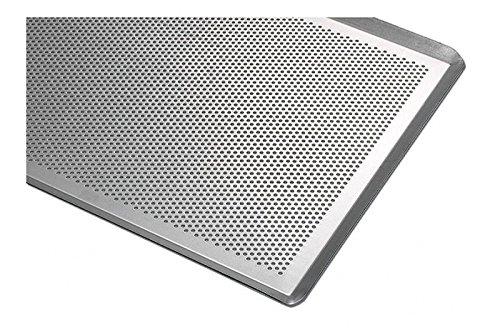 Plaque aluminium perforée professionnelle 400* 300 mm La Brunoise