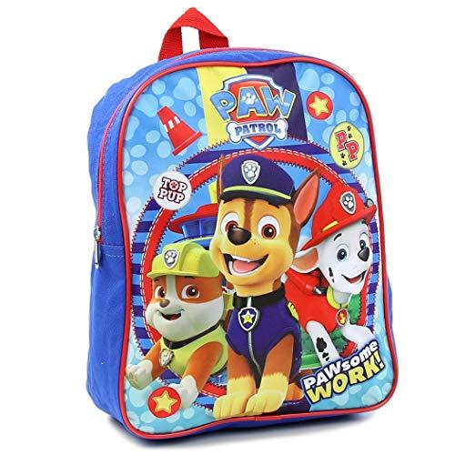 Paw Patrol Kids Toddler Preschool Backpack Baby 12