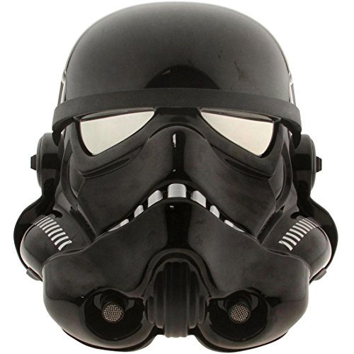 eFX Collectibles EXCLUSIVE 1:1 SHADOW STORMTROOPER HELMET Replica (Star Wars Stormtrooper Helmet)